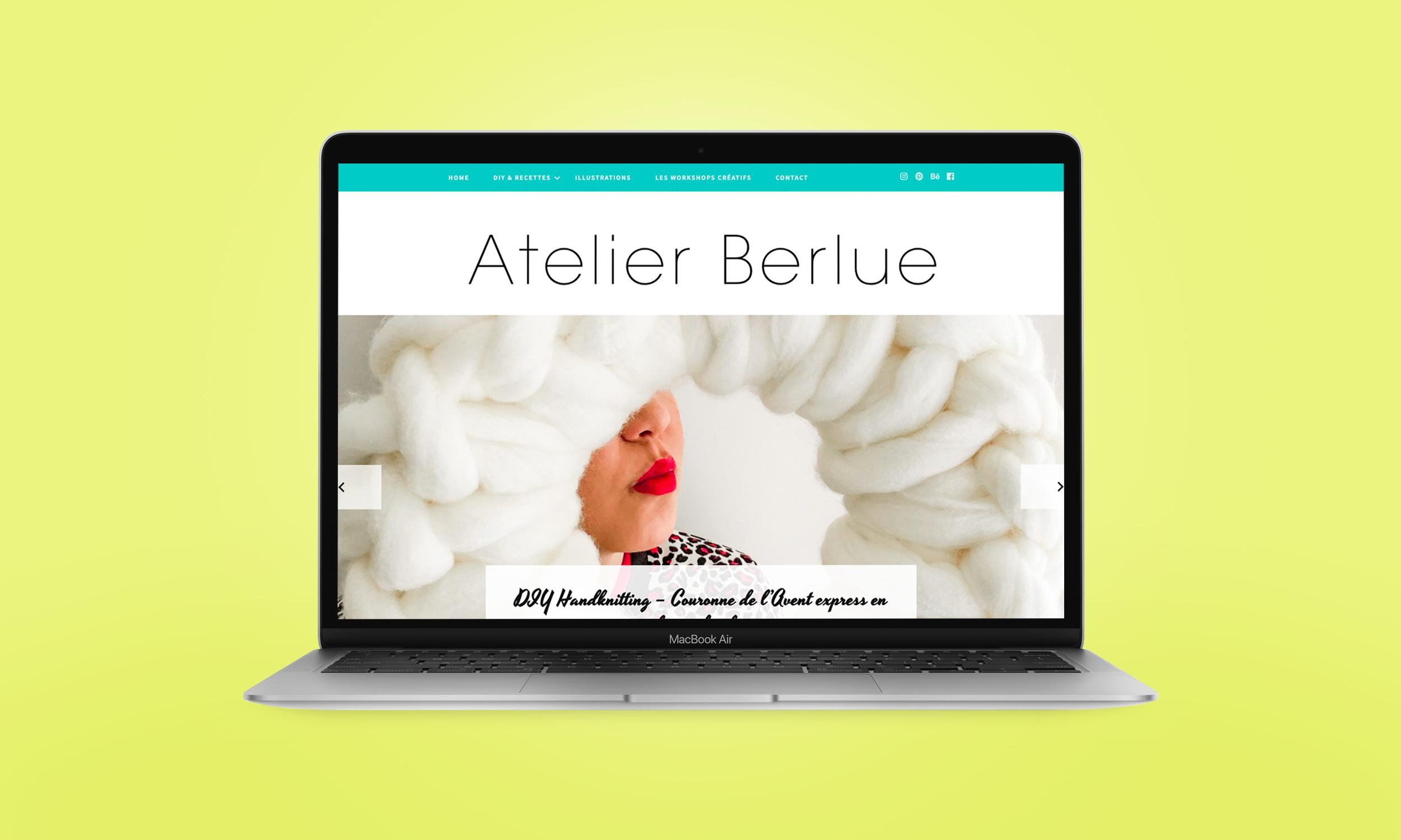 Site web biarritz Azeria Communication